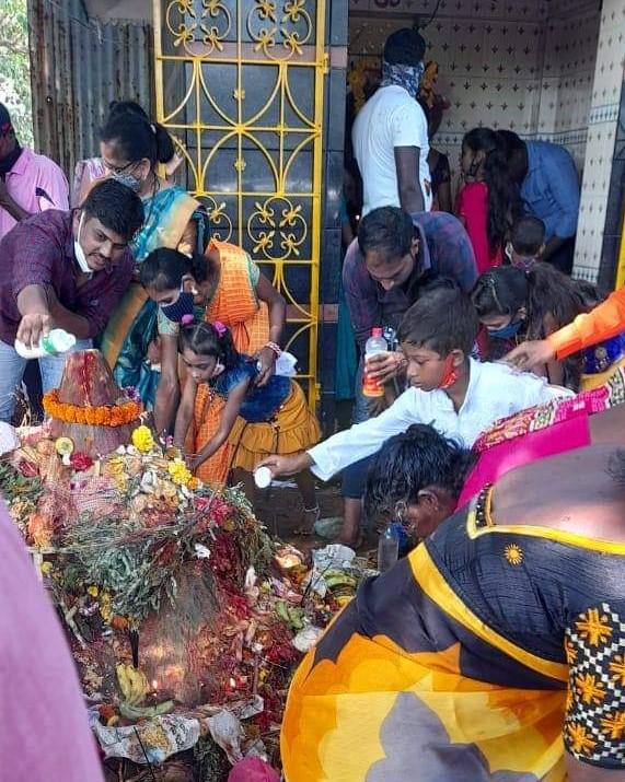 15 years of cruel free Nagachaviti festival