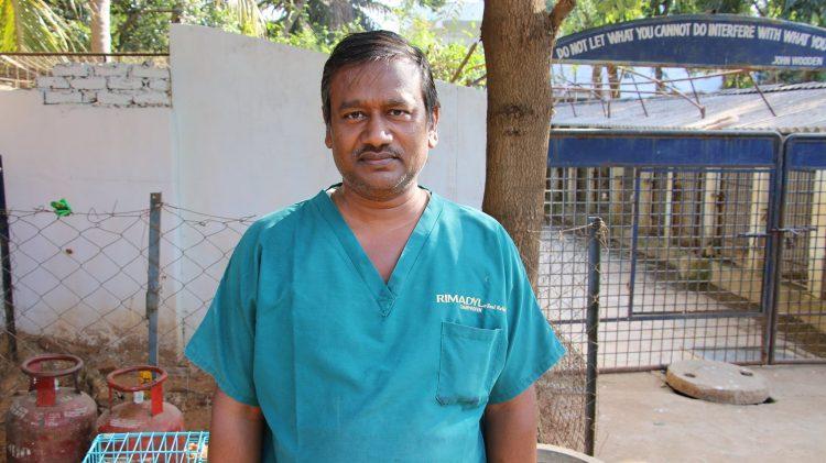 Dr. Rajeshwar- The unsung hero!